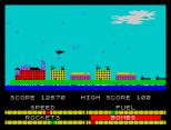 Harrier Attack ZX Spectrum 14