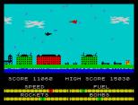 Harrier Attack ZX Spectrum 27