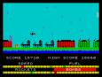 Harrier Attack ZX Spectrum 40