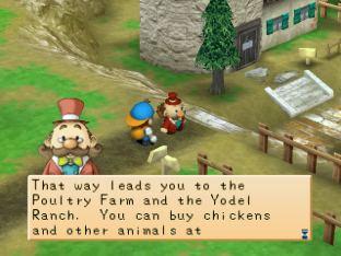 Harvest Moon PS1 009