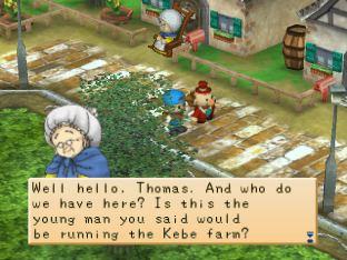 Harvest Moon PS1 012