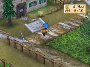Harvest Moon PS1 075