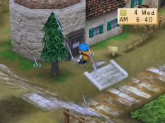 Harvest Moon PS1 076