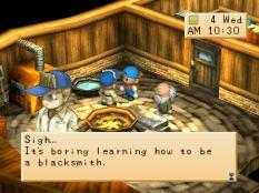 Harvest Moon PS1 087