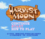 Harvest Moon SNES 003
