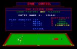 Jimmy White's Whirlwind Snooker Amiga 03