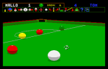Jimmy White's Whirlwind Snooker Amiga 16