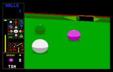 Jimmy White's Whirlwind Snooker Amiga 22