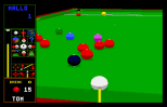 Jimmy White's Whirlwind Snooker Amiga 27