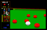 Jimmy White's Whirlwind Snooker Amiga 28