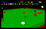 Jimmy White's Whirlwind Snooker Amiga 30