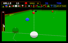 Jimmy White's Whirlwind Snooker Amiga 43