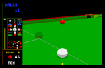 Jimmy White's Whirlwind Snooker Amiga 49