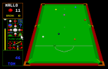 Jimmy White's Whirlwind Snooker Amiga 50