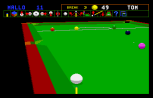 Jimmy White's Whirlwind Snooker Amiga 52