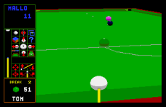 Jimmy White's Whirlwind Snooker Amiga 54