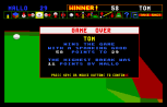 Jimmy White's Whirlwind Snooker Amiga 68