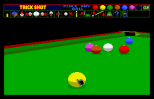 Jimmy White's Whirlwind Snooker Amiga 72
