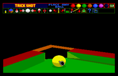 Jimmy White's Whirlwind Snooker Amiga 73
