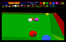 Jimmy White's Whirlwind Snooker Amiga 74