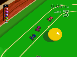 Micro Machines V3 PS1 012