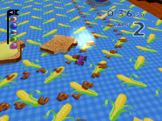 Micro Machines V3 PS1 054