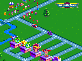 Micro Machines V3 PS1 097