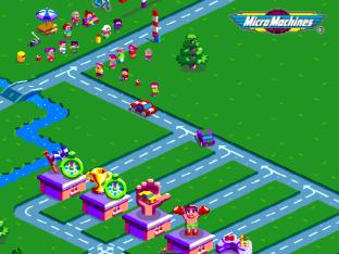 Micro Machines V3 PS1 097