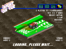 Micro Machines V3 PS1 098