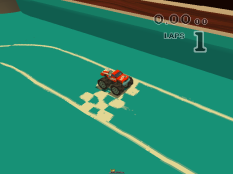 Micro Machines V3 PS1 099