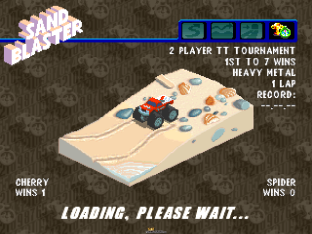 Micro Machines V3 PS1 111