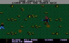 Midnight Mutants Atari 7800 49