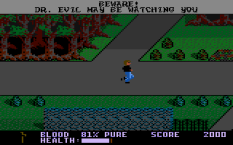 Midnight Mutants Atari 7800 51