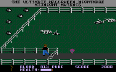Midnight Mutants Atari 7800 61