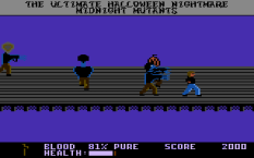 Midnight Mutants Atari 7800 63