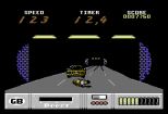 Out Run Europa C64 030