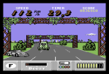 Out Run Europa C64 086