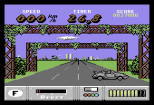 Out Run Europa C64 088