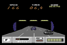 Out Run Europa C64 096