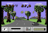 Out Run Europa C64 098