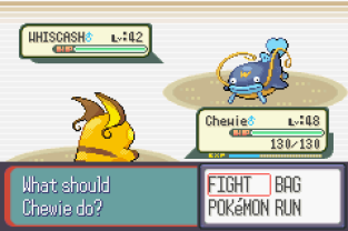 Pokemon Ruby Version GBA 122