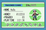 Pokemon Ruby Version GBA 128