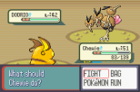 Pokemon Ruby Version GBA 147