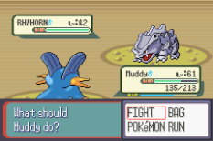 Pokemon Ruby Version GBA 153
