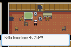 Pokemon Ruby Version GBA 187