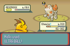Pokemon Ruby Version GBA 197