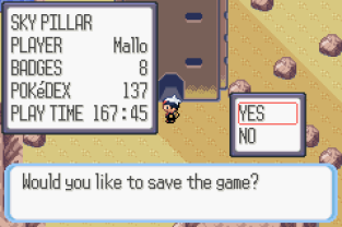 Pokemon Ruby Version GBA 218