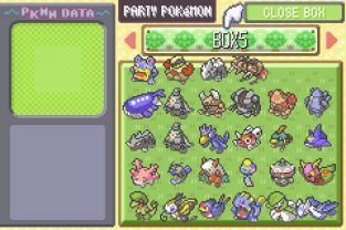 Pokemon Ruby Version GBA 240
