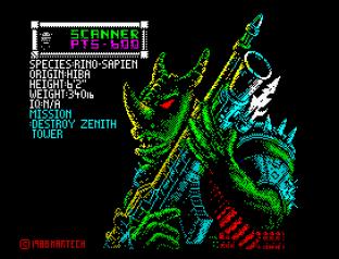 Rex ZX Spectrum 01