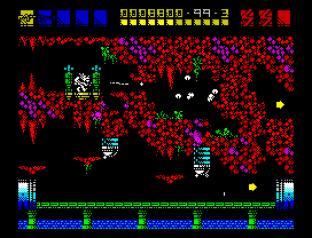 Rex ZX Spectrum 09